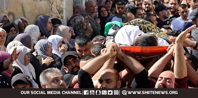 5 Palestinians Martyred in Overnight Clashes with Israeli Occupation Forces