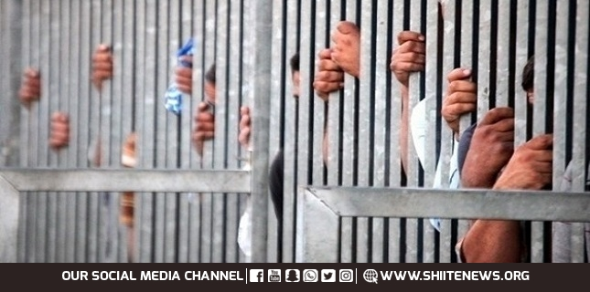 100 Palestinian inmates to initiate gradual hunger strike in Ofer prison in West Bank