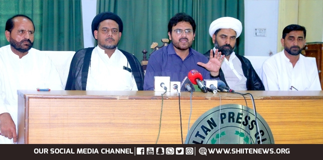 Ban on Azadari even equivalent to sand particle is not acceptable, Nasir Shirazi