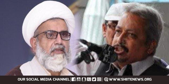 Allama Raja Nasir Abbas expresses condolence on the sad demise of Ali Ausat Rizvi