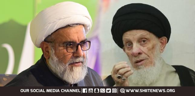 Scholarly efforts of Ayatollah Saeed Al Hakim will be remembered for centuries, Allama Nasir Abbas Jafferi