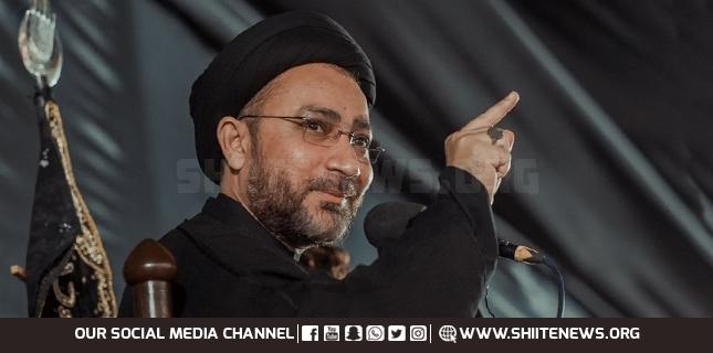 Allama Shahanshah gives 2 days ultimatum to Authorities to fulfill commitment