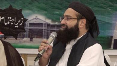 Elements calling Shia Azan terrorism are themselves terrorists, Tahir Ashrafi