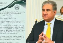 Taliban rejected Qureshi's offer with insult