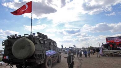 Syria condemns Turkish military aggression, stresses right to respond