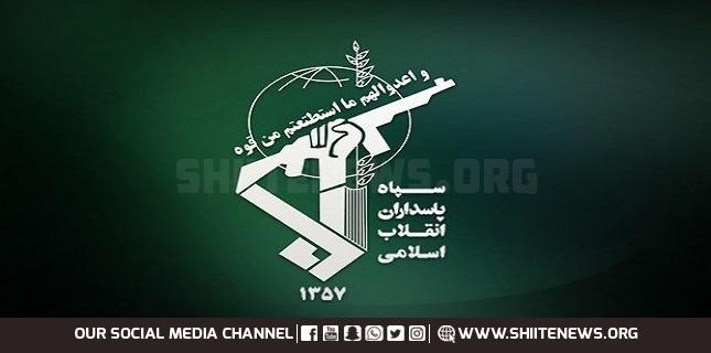 IRGC attacks terrorist bases in Iraq Kurdistan with drones