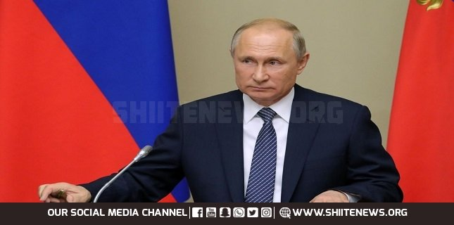 Russian President: US left world with a mess in Afghanistan to clean up