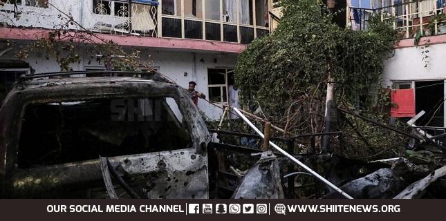 US military admits killing 10 Afghan civilians, including 7 children