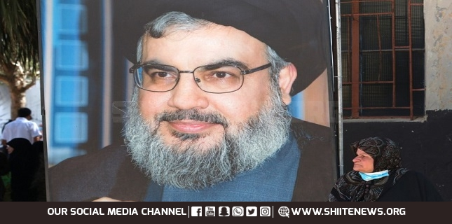 Nasrallah calls for avoiding gatherings during passage of fuel convoy