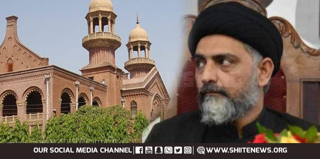 Imam Hussain's stand is a ray of hope for all oppressed people, Allama Nusrat Bukhari