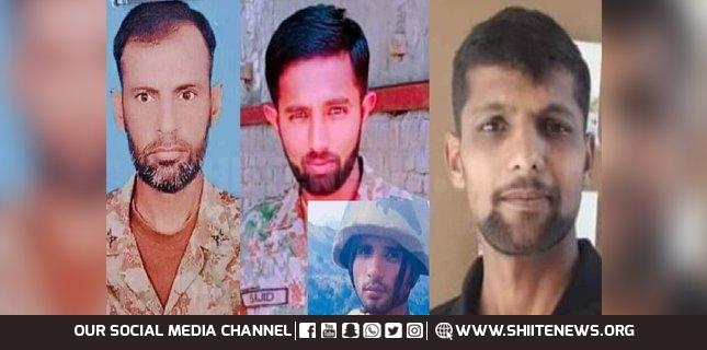TTP fatal attack on Pak-Army, 7 Soldiers martyred, 4 wounded