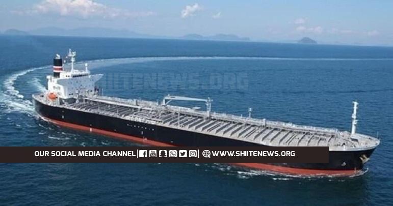 3rd ship carrying Iran's fuel to Lebanon arrives at Baniyas, Syria