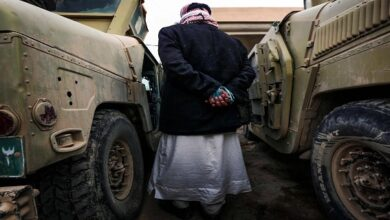 Dangerous ISIS terrorist cell arrested in Iraq's Nineveh