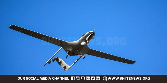 Drone strike hits positions of Iraqi anti-terror fighters in Syria