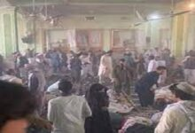 Explosion at Shia mosque in Afghanistan's Kandahar, 33 Martyred