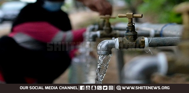 Five billion could struggle to access water in 2050 UN