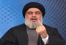 Hassan Nasrallah: US, Zionists still after dividing Muslim world
