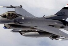 Iraqi F-16 fighter jets attack ISIL hideout in Diyala