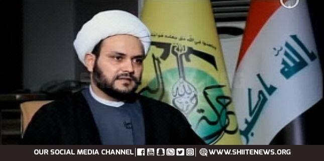 Next Iraqi PM must cancel US-ordered agreements: Harakat al-Nujaba