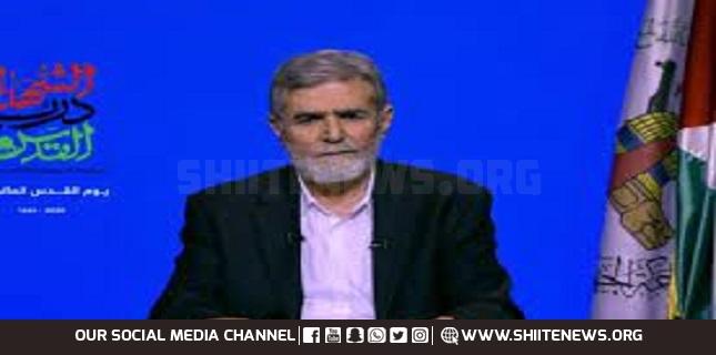 Islamic Jihad Our Victory is a Promise, We'll Enter Al-Aqsa