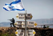 Israel moves tanks to occupied Golan after Syria vows to reclaim it
