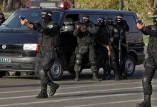 Iran's security forces capture 10 spies linked to regional states in Bushehr