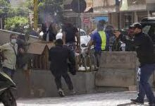 Lebanon 6 Martyrs, Several Injured as Snipers Attack Protesters near Justice Palace