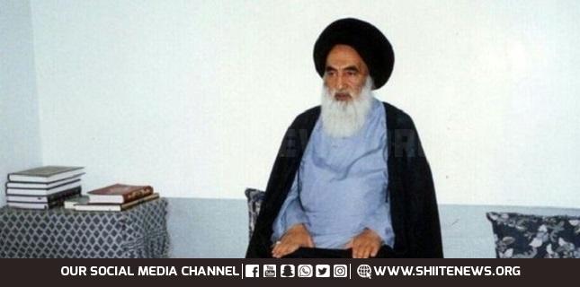 Muslim nations, international community left Afghans 'alone', says Ayatollah Sistani