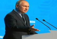 Putin US invasion of Afghanistan led to tragedy
