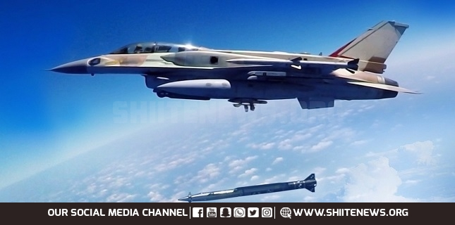 Russia Syria held back fire as Israel used civilian aircraft as cover in Homs raid