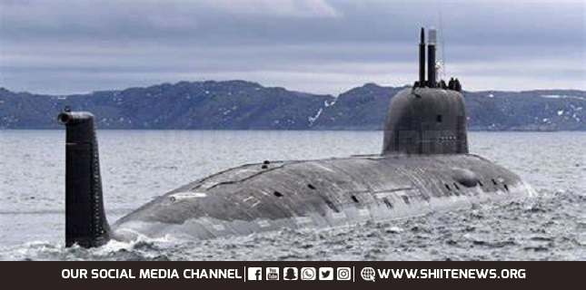 Russia test-fires new hypersonic missile from nuclear submarine