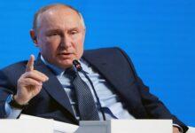 Russian President Putin hails Hezbollah's role in Lebanese politics