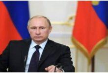 Russian Putin says Daesh terrorists amassing in Afghanistan