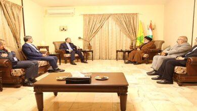 Sayyed Nasralah thanks Iran for 'Unwavering' Support
