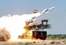 Syrian air defense system