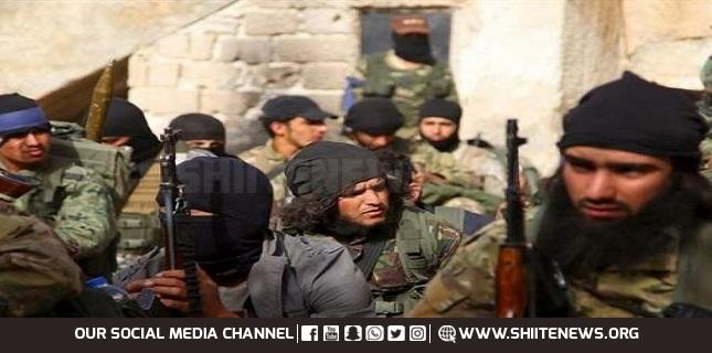 Terrorists transfer rockets with toxic agents to Syria's Idlib