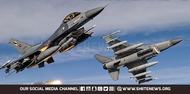 Turkish fighter jets bomb northern Iraq