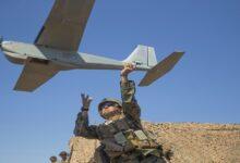 Yemeni forces shoot down US RQ-20 Puma reconnaissance drone in Jizan