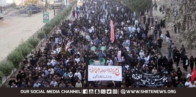 Mourning days reach an end; the Shia community will observe Eid-e-Zehra, tomorrow