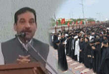 Biased Additional Commissioner of Faisalabad issues fatwa against Shia religion