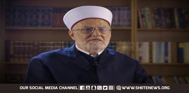 Al-Aqsa Preacher Warns Jewish 'Silent Prayer' Dangerous Move