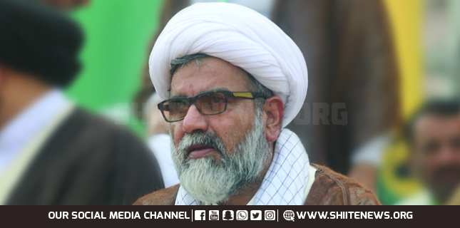 MWM Head appeals to Aima Juma to launch awareness campaign on Shia genocide in Afghanistan