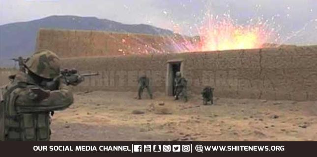 Pak Army attacks Taliban's hideout in N-Waziristan