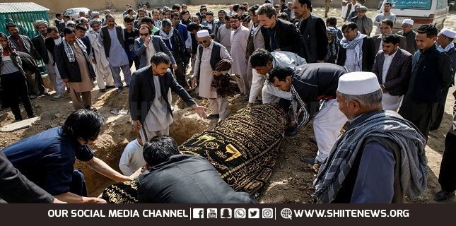 Daesh war on Hazara Shias in Taliban's Afghanistan