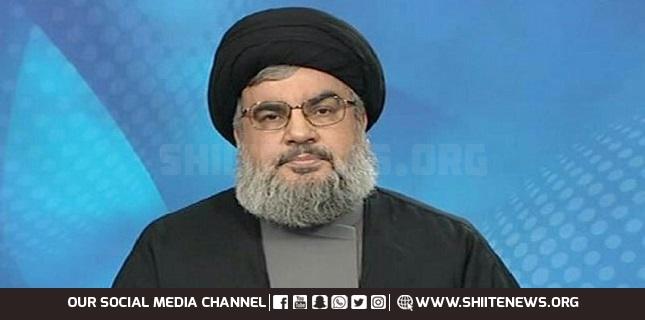 Daesh's job is to lead Afghanistan into civil war Sayyed Nasrallah