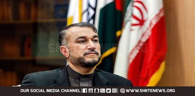 Iran respects Lebanese sovereignty, ready to aid Lebanon if officially asked