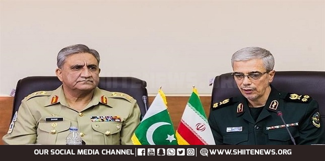 Iran's chief of armed forces arrives in Pakistan for key meetings