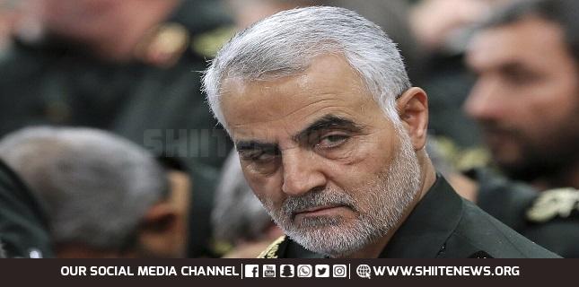 Secretive UK base linked to US assassination of Iran's Gen. Soleimani