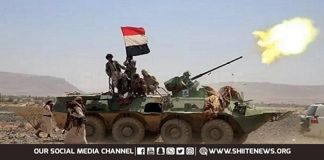 Yemeni forces advance in Ma'rib, inflicting severe damage to Saudi coalition