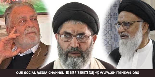 Allama Sajid Naqvi condoles sad demise of Sardar Sikander Hayat